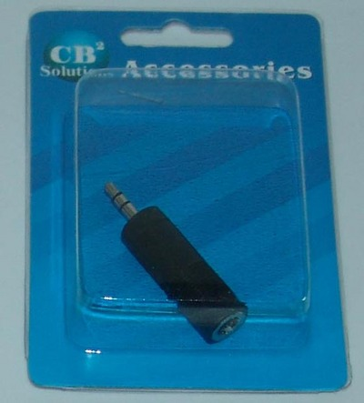 CBI Male 1/8 inch to 1/4 inch CB2-C103