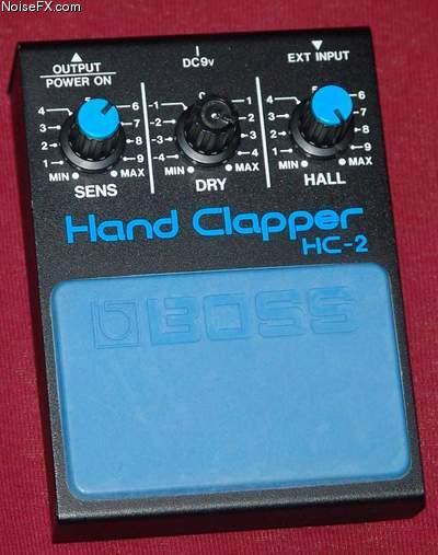 Boss Hand Clapper HC-2