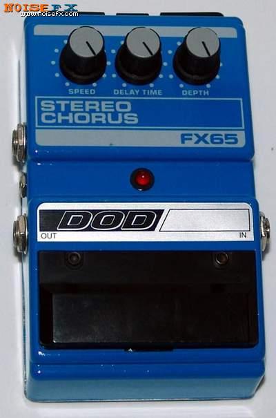 DOD Stereo Chorus FX65