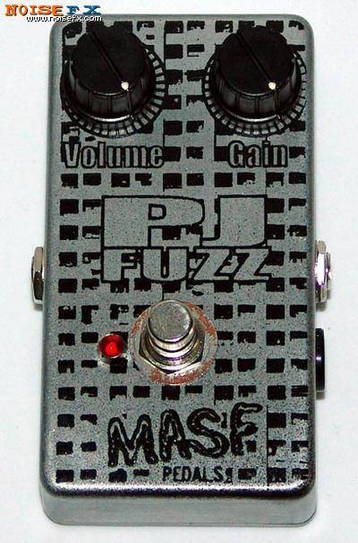 M.A.S.F. PJ Fuzz