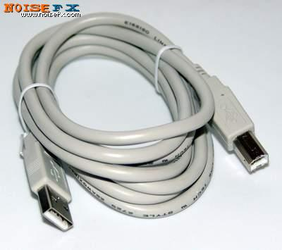 Uninex USB 2.0 Patch Cable - 5 ft. HPU06